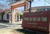 Trường Đại học Hà Tĩnh cấp hàng nghìn chứng chỉ ngoại ngữ trái quy định!