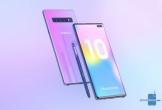 Galaxy Note10 sẽ được ra mắt vào tháng 8 với tính năng cực độc?