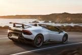 Siêu xe Lamborghini gần 7 tỷ đồng vỡ nát, lộ thiết kế