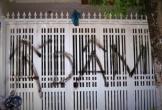 Nhà cựu Viện phó VKS Đà Nẵng bị vẽ bậy, ném chất bẩn