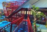 HOT: Xuất hiện quán cafe có HỒ CÁ độc đáo thôi miên giới trẻ Cần Thơ