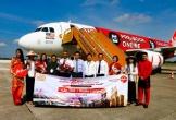 AirAsia chính thức khai thác đường bay Cần Thơ – Kuala Lumpur