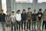 Nghệ An: Bắt 11 thanh niên 2k chuyên chặn ô tô trên Quốc lộ 1A