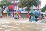 Triều cường gây ngập 130 tuyến đường ở Cần Thơ