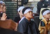 Liệt sỹ Đoàn 337: Buốt lòng hình ảnh những đứa trẻ thơ đội vành khăn tang trắng