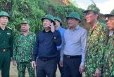 Tìm thấy thi thể cuối cùng trong vụ vùi lấp 8 người dân ở xã Trà Vân