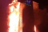 Tòa nhà 33 tầng cháy suốt đêm ở Hàn Quốc, 88 người nhập viện