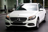 Triệu hồi xe Mercedes C-Class tại Việt Nam do lỗi túi khí