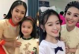 Tiểu Hoa hậu Cần Thơ 3 lần đọ sắc cùng HH Ngọc Hân, càng ngày khí chất càng vượt trội