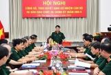 Công bố, trao quyết định bổ nhiệm chức vụ cán bộ và bàn giao chức vụ Chính uỷ Quân khu 9