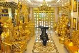 Ngôi nhà dát vàng 'độc nhất vô nhị' giữa lòng Tây Đô
