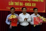 Đồng chí Nguyễn Tòng Nhiệm giữ chức Trưởng Ban Nội chính Thành ủy Cần Thơ