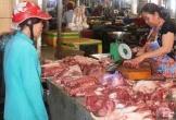 Nóng thị trường heo ra chợ tết