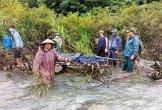 Tìm thấy thi thể người đàn ông bị nước lũ cuốn trôi ở Quảng Bình