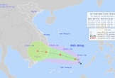 Áp thấp nhiệt đới khả năng mạnh lên thành bão hướng vào Bình Định đến Bình Thuận