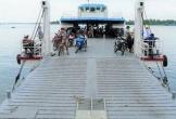 Các bến khách ngang sông, liên tỉnh được phép hoạt động trở lại