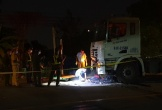 Hai người tử vong tại chỗ sau va chạm với container
