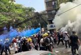 Gần 40 người chết trong 'ngày chết chóc nhất' sau đảo chính ở Myanmar