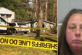 Đâm chết con gái 5 tuổi xong, mẹ thản nhiên qua nhà hàng xóm ngủ, bộ dạng khiến ai cũng khiếp vía