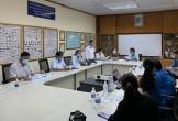 Kiểm tra công tác phòng dịch tại khu công nghiệp