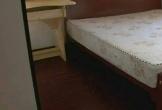 Tìm đồ dưới gầm giường, kinh hoàng phát hiện án mạng