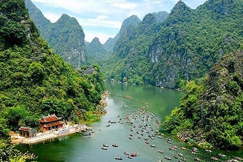 cảnh chùa Hương