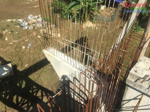 dự án bê tông cột thép