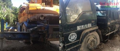 Phương tiện phục vụ thi công dự án