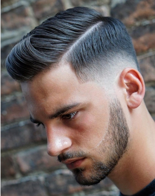 kiểu tóc nam