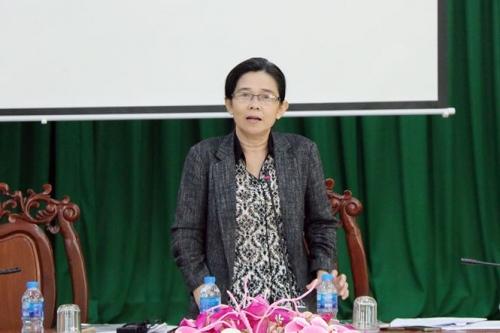 Bà Đặng Thị Anh Đào