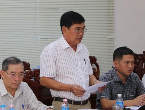Ông Nguyễn Văn Mạnh