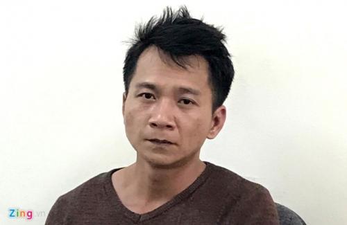 Bị can Vương Văn Hùng