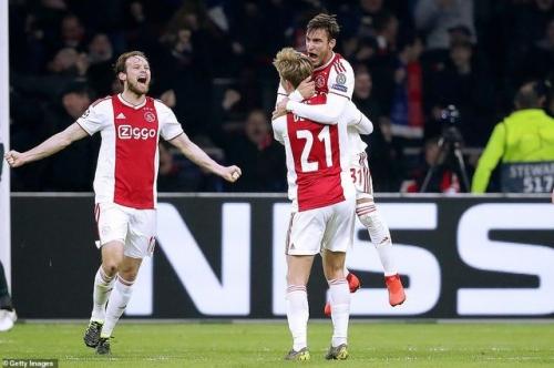 Ajax 1-2 Real Madrid