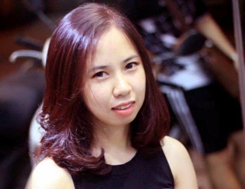 Chị Lê Kim Oanh