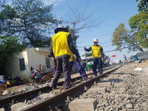 nhân viên đường sắt